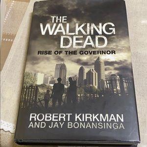 """Book """"The Walking Dead"""""""